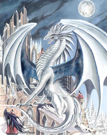 a m v member profile the white dragon
